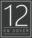 12 on Dover Logo