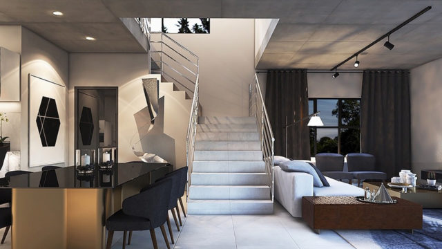 Living Area Concept