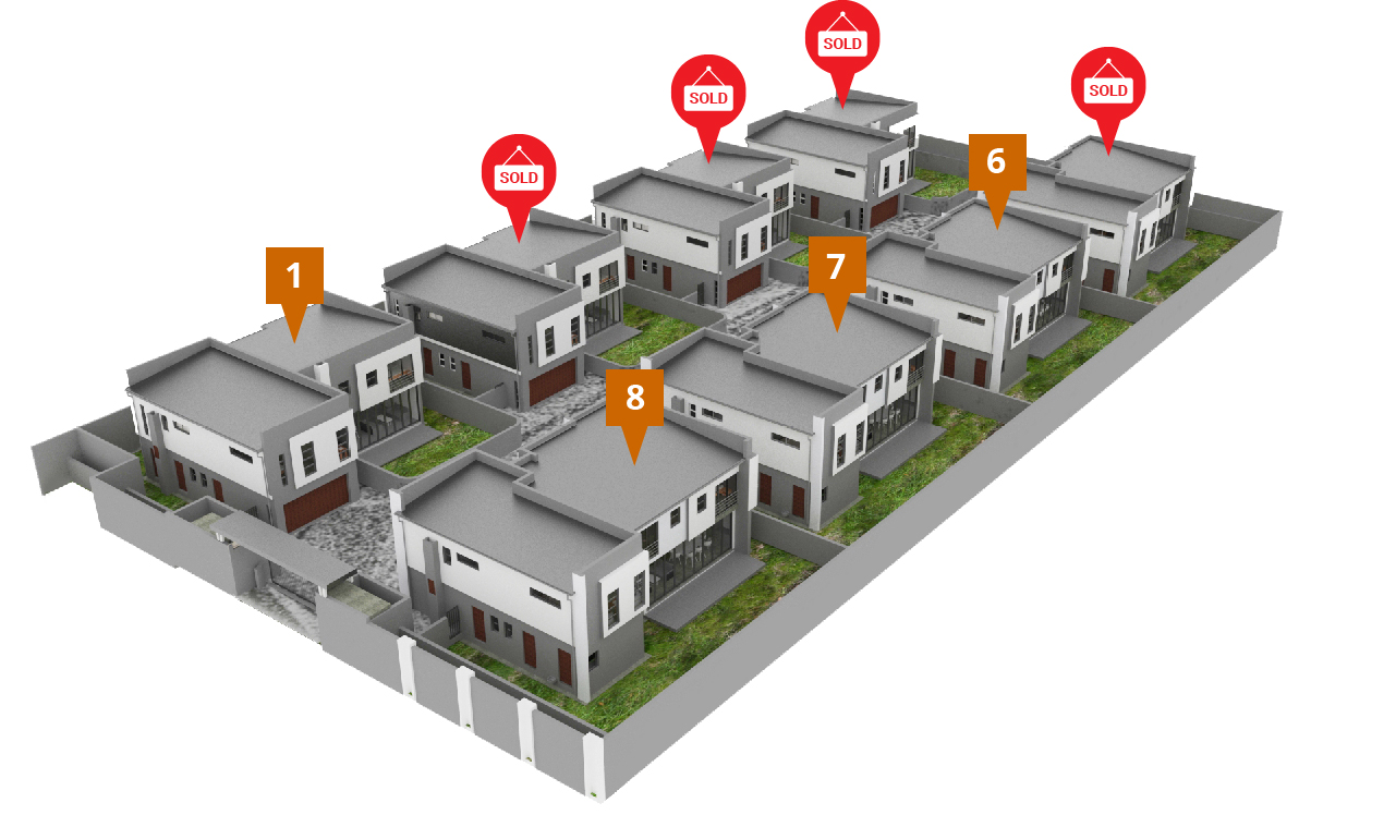 5 on Westbourne Sitemap